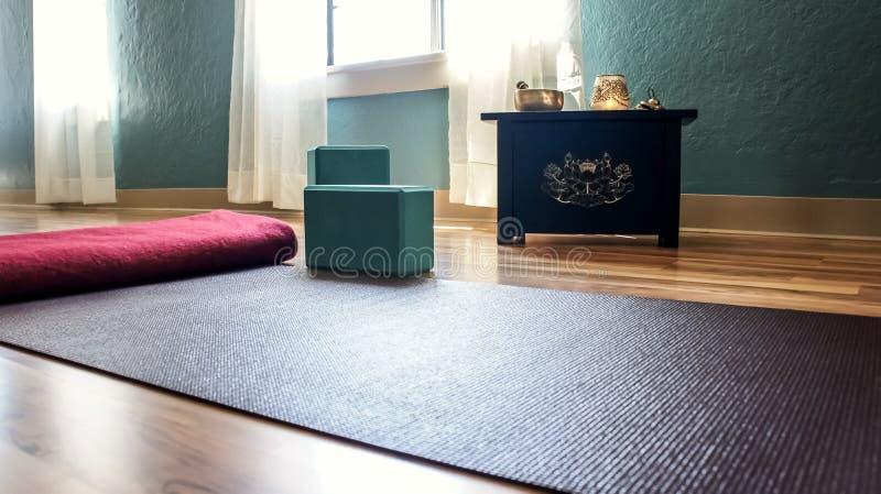 Zen Yoga Practice fotos de archivo libres de regalías