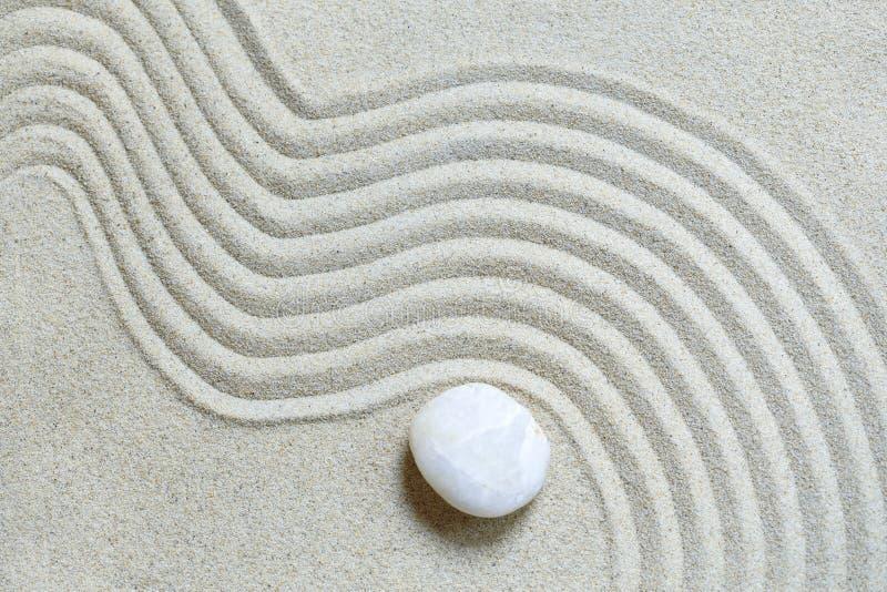 zen royaltyfri bild
