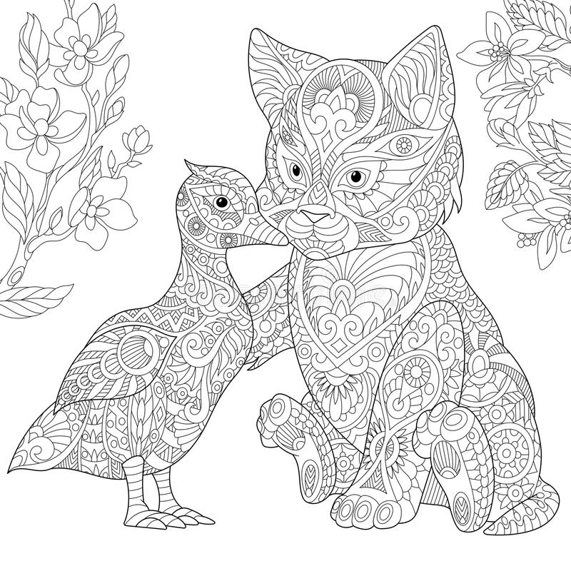 Christmas Atlantic Puffin Coloring Page < Fun Free Downloads ... | 800x800