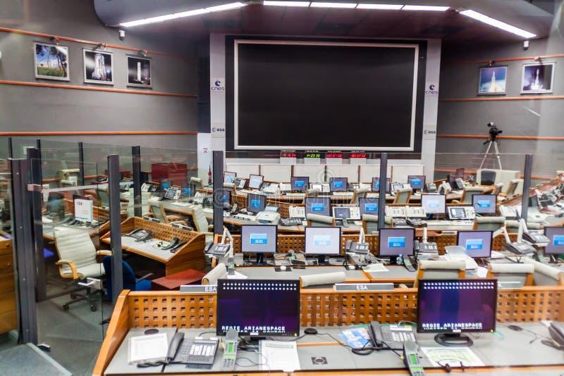 Zentrale in der Guayana-Raum-Mitte stockbilder