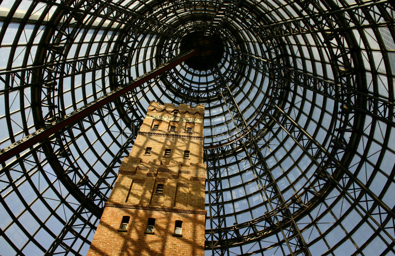 Zentrale Station - Melbourne stockfotografie