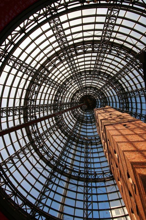 Zentrale Station in Melbourne lizenzfreies stockfoto