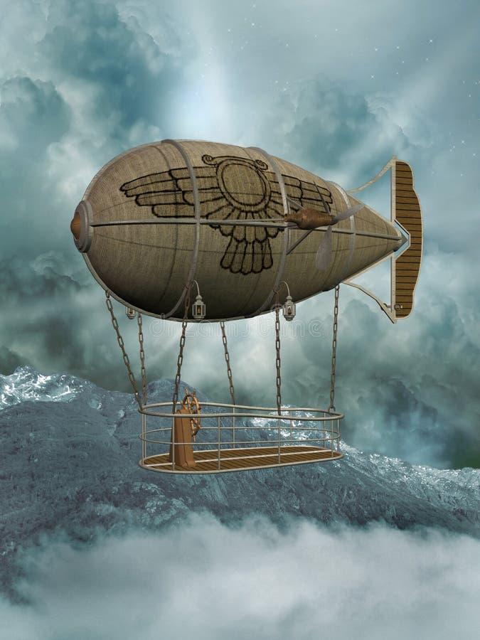 Free Zeppelin Stock Photo - 17580260