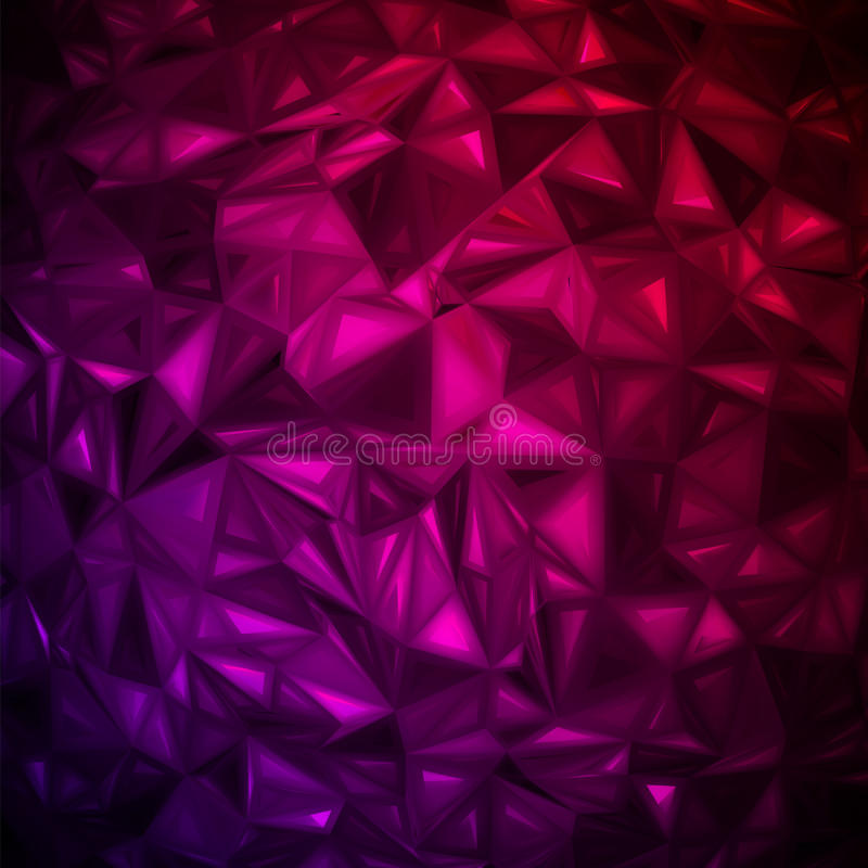 Zerknittert abstrakter Hintergrund ENV 8 vektor abbildung