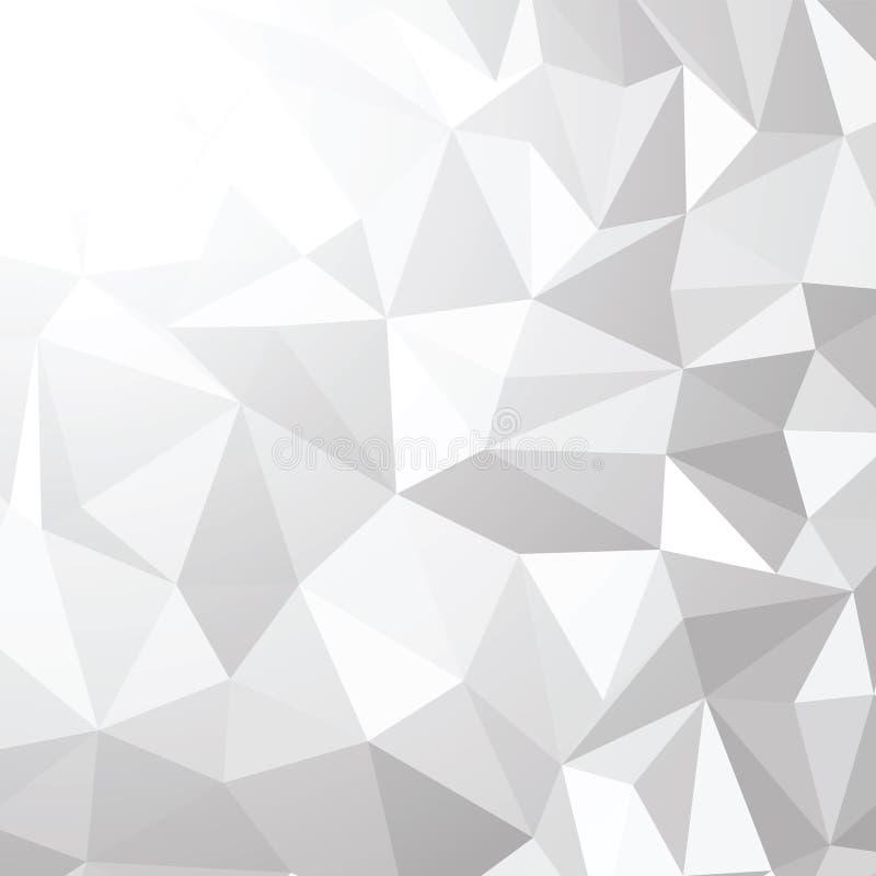 Zerknittert abstrakter Hintergrund. ENV 8 stock abbildung