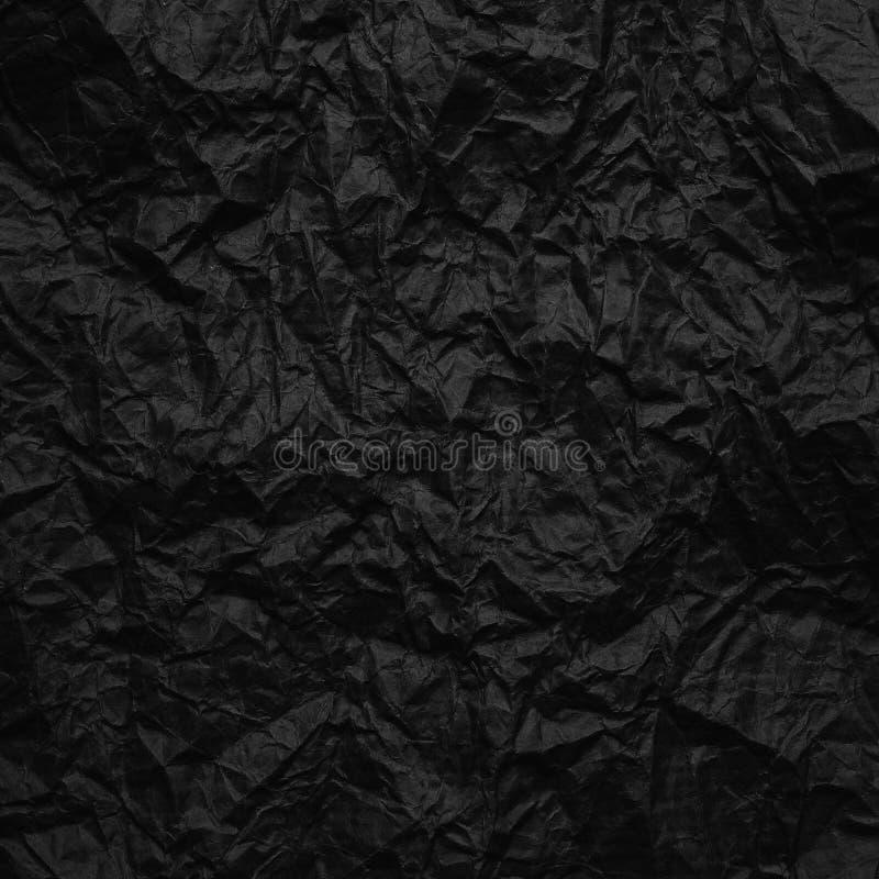 Zerknittertes Braunes Packpapier E stockbilder
