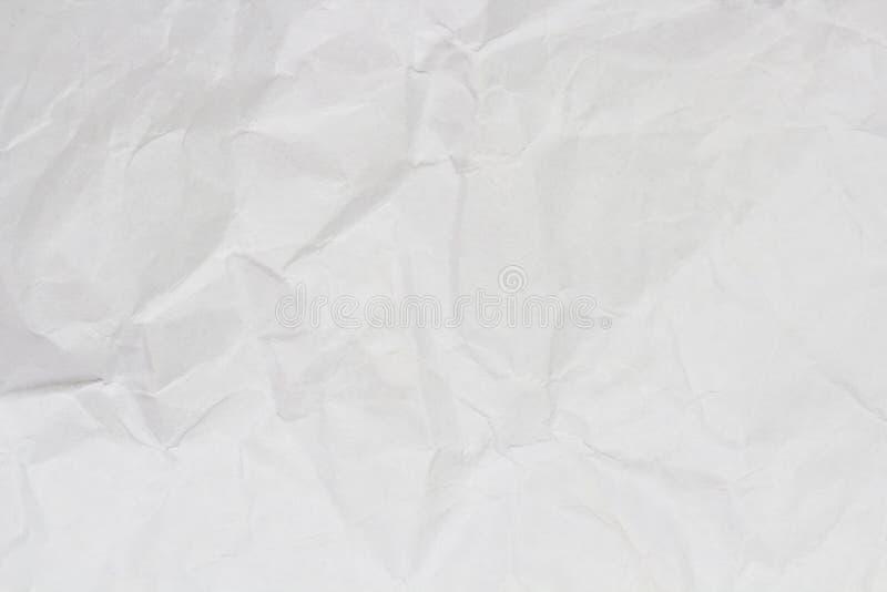 Zerknittertes Papier lizenzfreie stockfotos