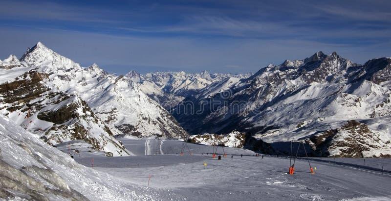 Zermatt immagine stock