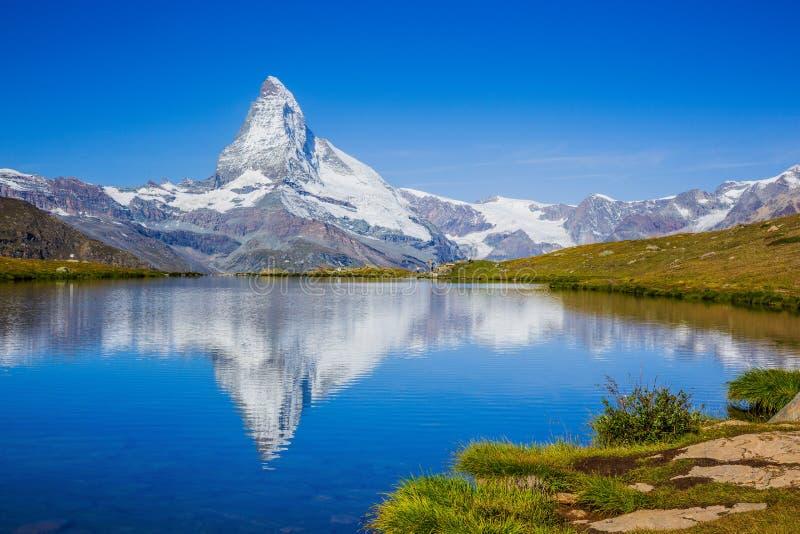 Zermatt, Schweiz lizenzfreies stockfoto