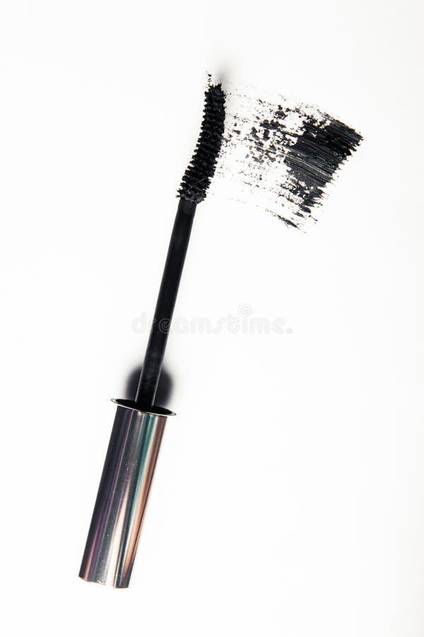zerquetschte kosmetische Produkte - Schönheit und Kosmetik redeten Konzept an lizenzfreie stockfotos