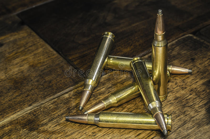 Zes Kogels stock foto's