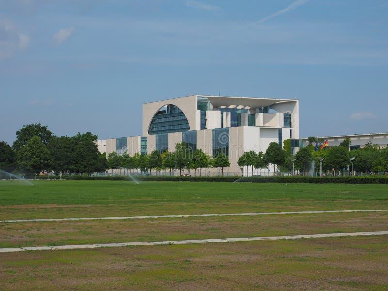 Zespołu des Bundes w Berlin zdjęcie royalty free