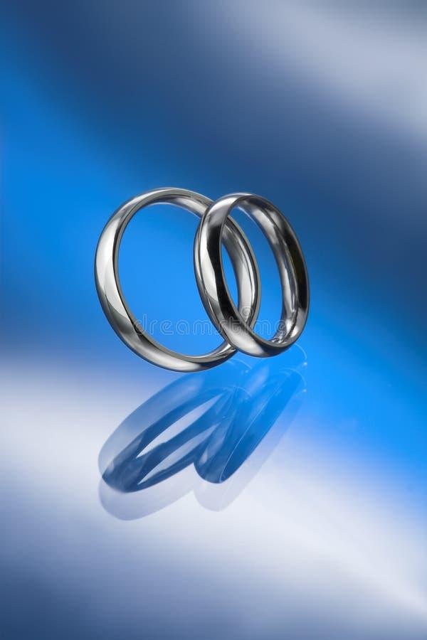 zespoły poślubić zdjęcie stock