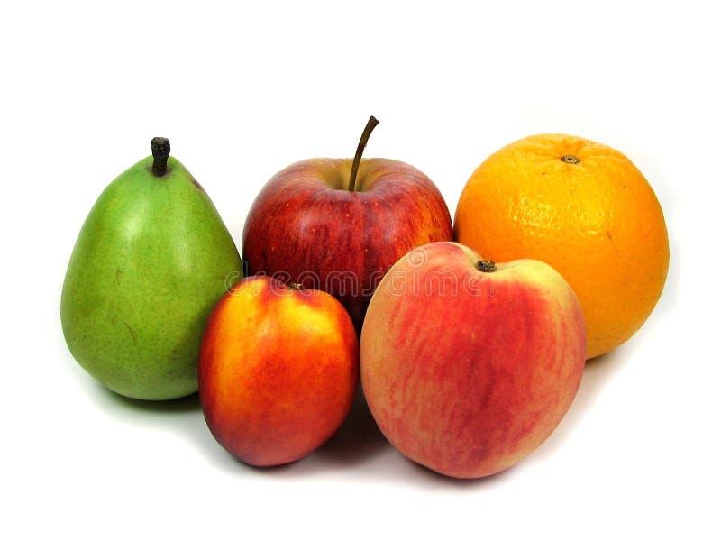 zestaw owoców zdjęcie royalty free