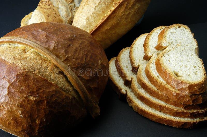 zestaw pieczenia chleba zdjęcie stock