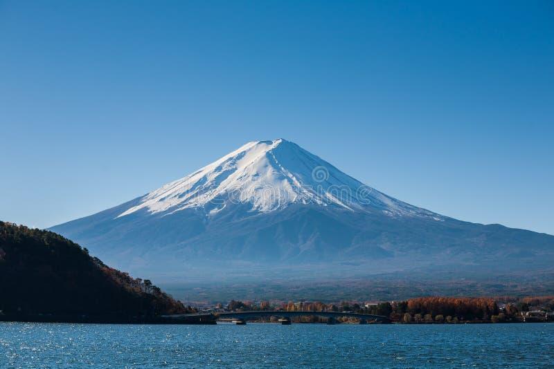 Zet Fuji op stock foto's