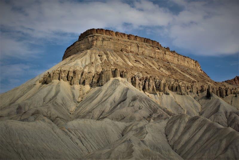 Zet Garfield, Grand Junction Colorado op stock afbeelding