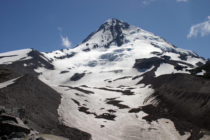 Zet Kap, Oregon op stock foto