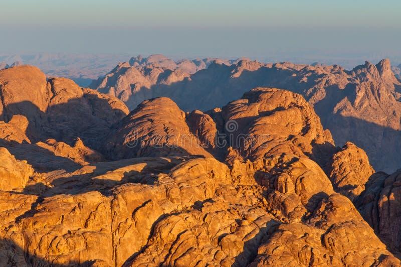 Zet Sinai op royalty-vrije stock foto's