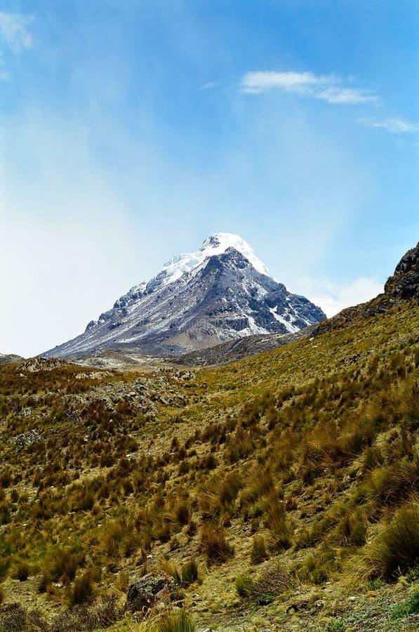 Zet Tuco, Peru op royalty-vrije stock foto's