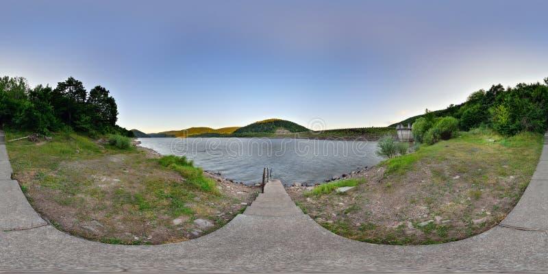Zetea-Reservoir lizenzfreies stockfoto