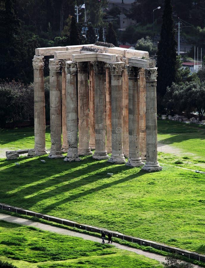 Zeus виска олимпийца