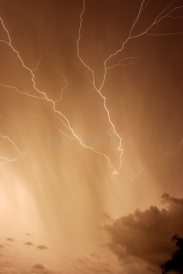 Download ZEUS' FURY Stock Image - Image: 1817691