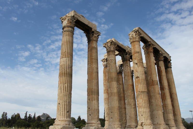 Download Zeus Temple Athens - La Grèce Photo stock - Image du grec, saint: 76082276