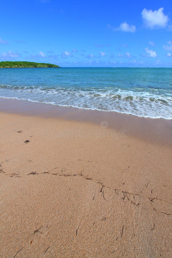 Zeven Overzees Strand - Puerto Rico stock foto