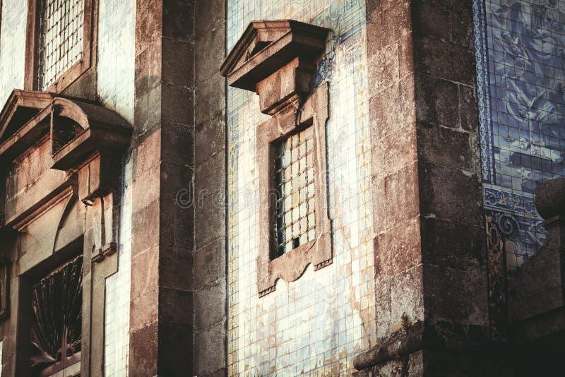 Zewnętrzny fasadowy drzwi fotografia stock