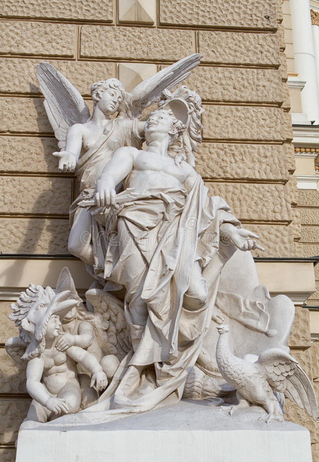 Download Zewnętrzny Opery Theatre Odessa Obraz Stock - Obraz złożonej z fasada, arte: 28954795