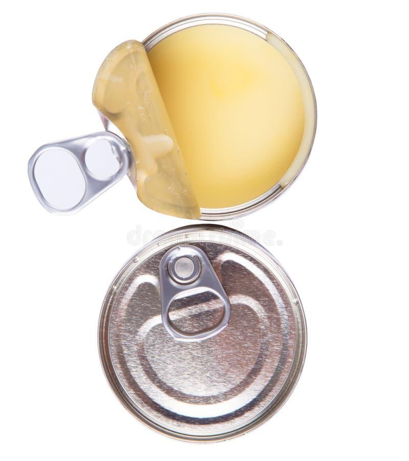 Zgęszczony mleko VI obraz stock