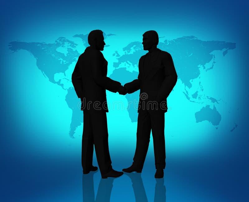 zgod ludzie biznesowi globalni
