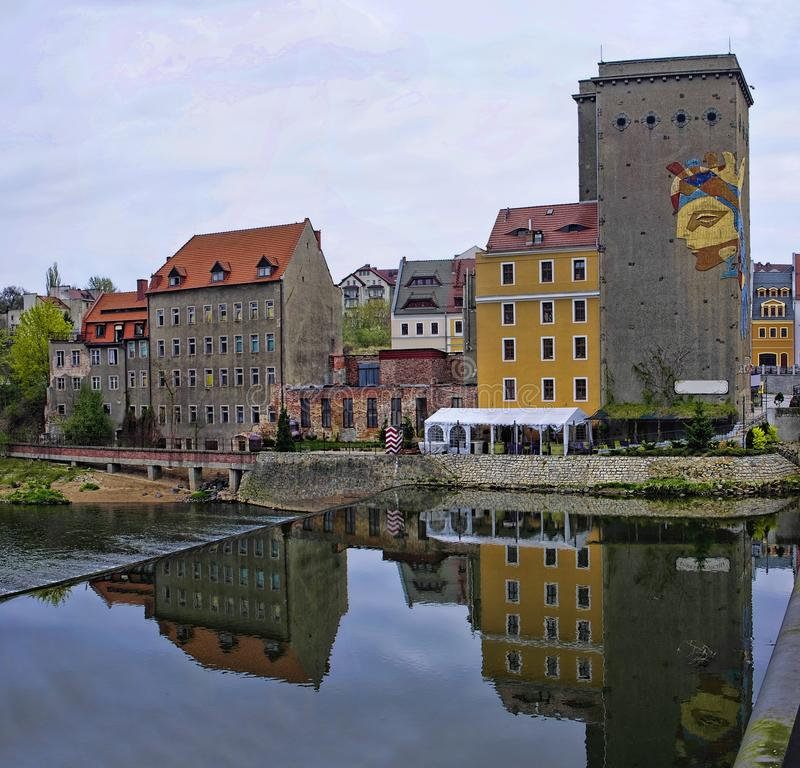 Zgorzelec, Poland royalty free stock photo
