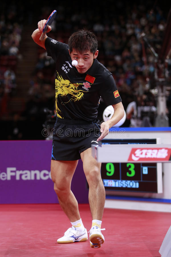 Download ZHANG Jike ( CHN ) editorial stock image. Image of paris - 33570269