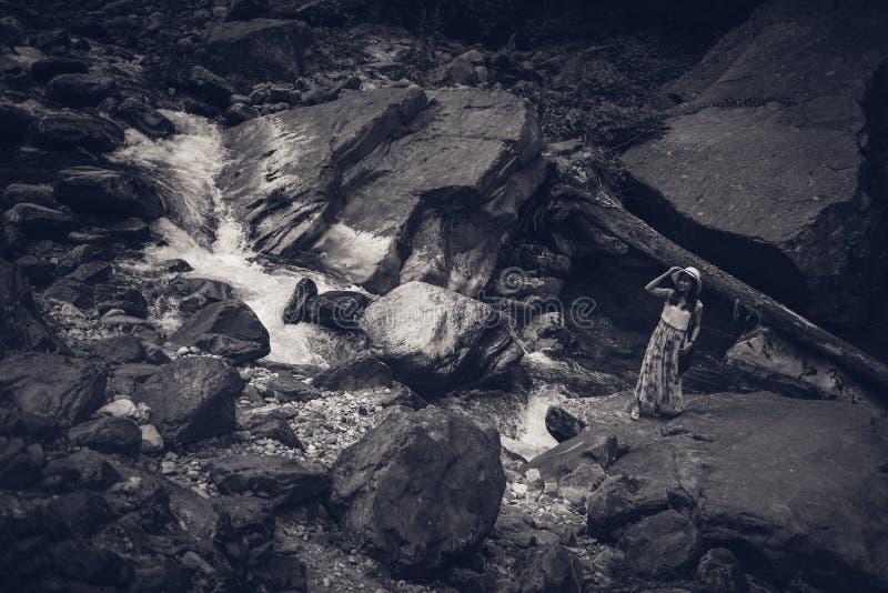 Zhangjiajie Forest Park nacional, China foto de archivo libre de regalías