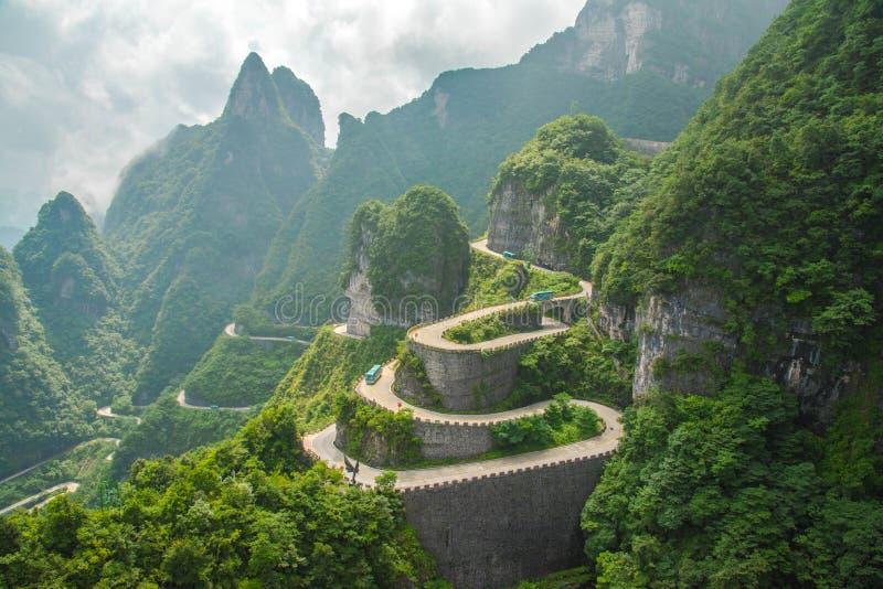 Zhangjiajie royalty free stock photos