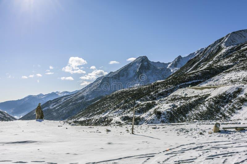 Zheduo góry sceneria fotografia royalty free