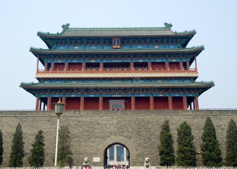 zhengyangmen 免版税图库摄影