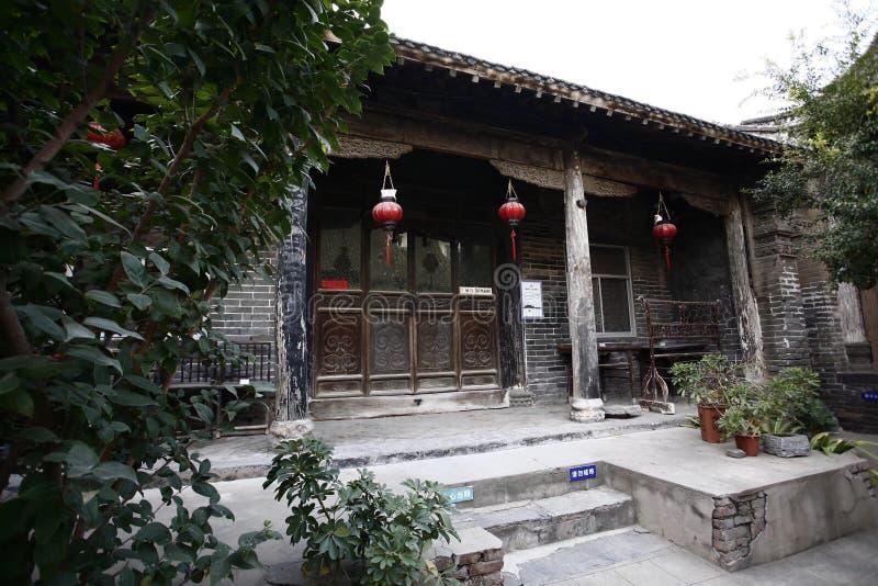 Zhengzhou Tianxiang muzeum obrazy stock