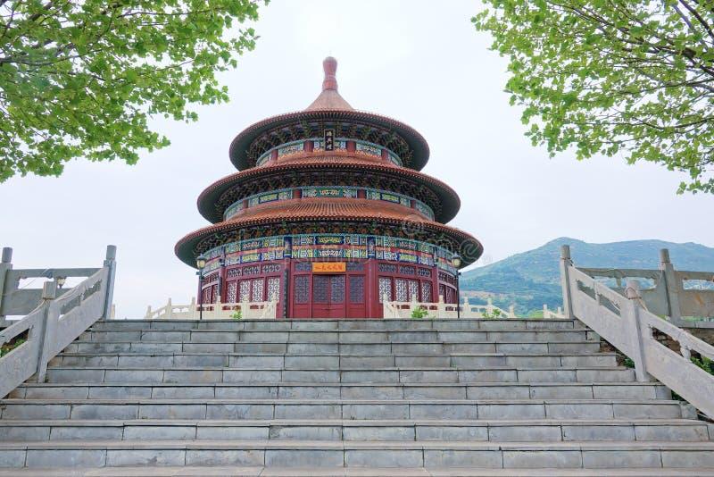 Zhenxing法坛 免版税图库摄影