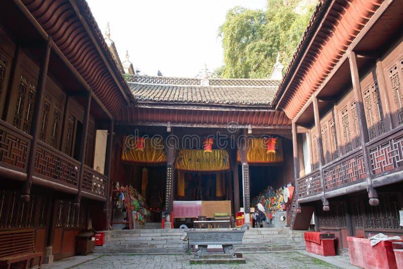 Zhenyuan Ancient Town in Guizhou China stock photography
