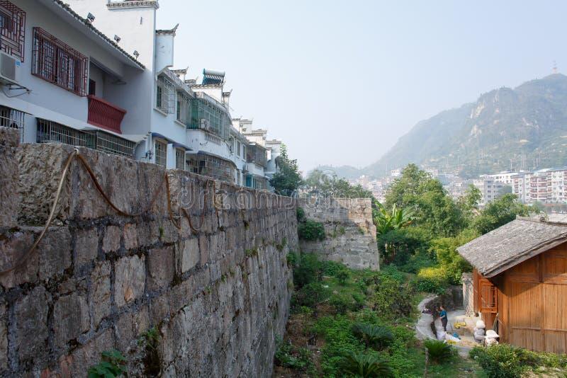 Zhenyuan Oude Stad in Guizhou China royalty-vrije stock foto's