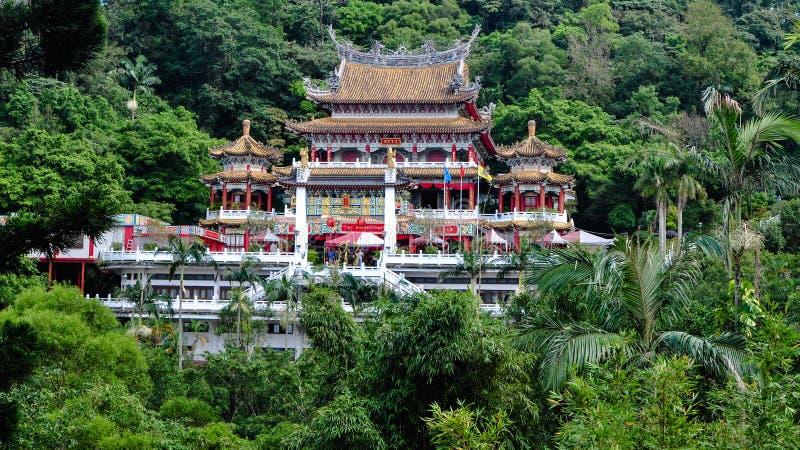 Zhinan Temple photographie stock