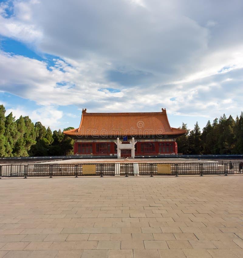 Download Zhongshan Hall, Beijing, China Stock Photo - Image of culture, communism: 19754936