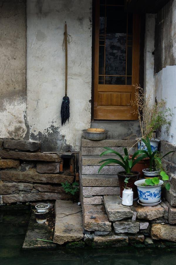 Zhou zhuang stock afbeeldingen