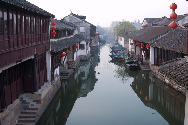 Zhouzhuang royalty free stock photography