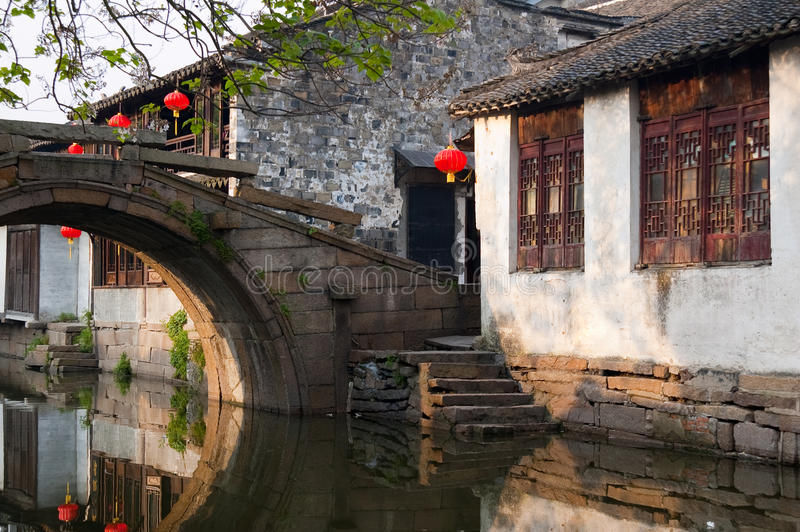 Zhouzhuang stock image