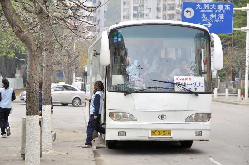 Zhuhai, Porzellan: Kanonfabrik lizenzfreie stockbilder