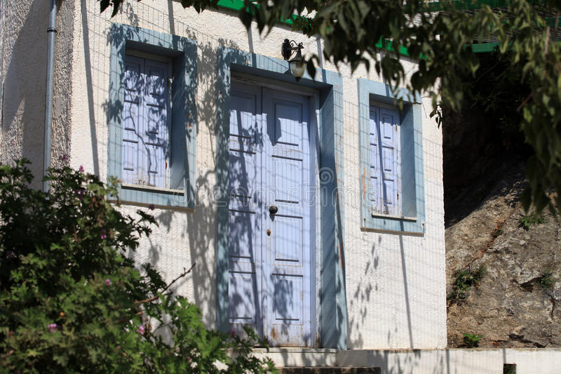 Zia . Island of Kos Greece. Zia village on Kos Island, Dodecanese, Greece royalty free stock images